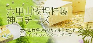 六甲山牧場特製神戸チーズ