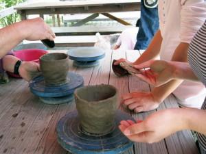 陶芸教師室