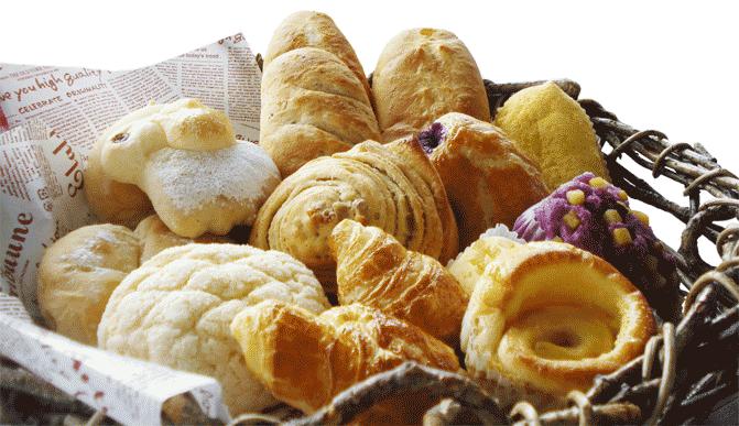 デルパパのパン