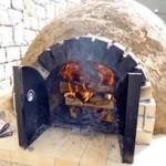 11月15日 外がパリッ中がもちもち!石窯ピザ作り体験!