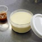 ミルクプリン作り体験