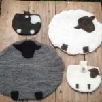 11月15日 羊のフェルトポーチ作り教室