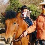 乗馬体験(引き馬)