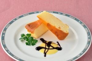 六甲山牧場カマンベールチーズケーキ