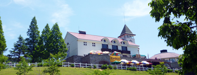 六甲山Q・B・Bチーズ館