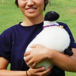 11/23~ ウールクラフト体験 大きな羊を作ろう!