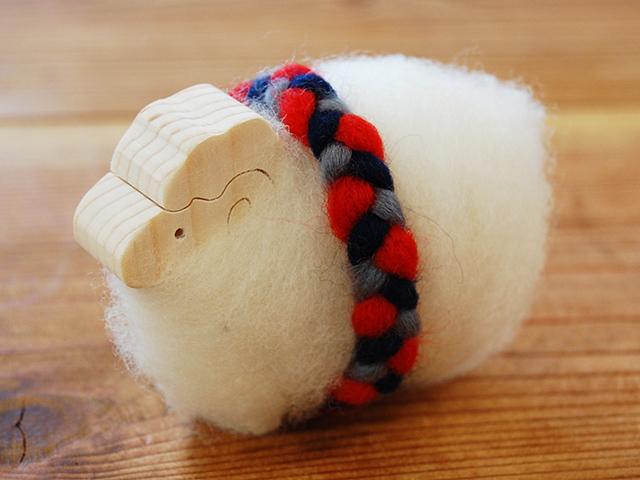 まきまき羊